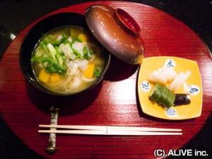 エクシブ山中湖の天ぷら料理03
