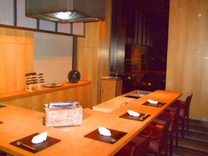 和食個室(写真①)