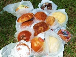 ブランジェ浅野屋さんのパン