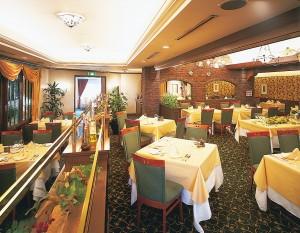 イタリア料理レストランアンシャンテ