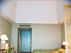 最上階の部屋