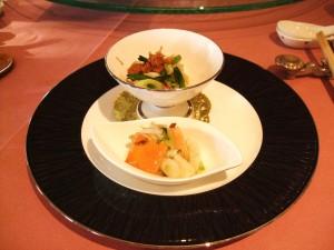 『翆陽』料理