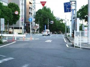 サンメンバーズ神戸への道順