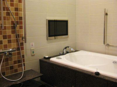 2bedルーム バスルーム