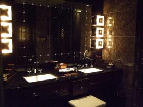 エクシブ山中湖サンクチュアリ・ヴィラ客室バスルーム
