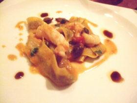 イタリア料理レストラン『OZIO』夕食3
