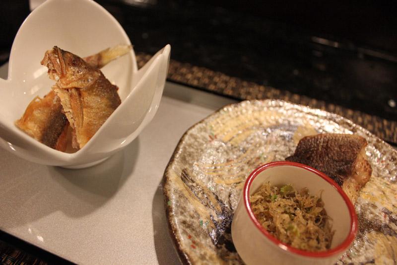 嵯峨野のコース料理