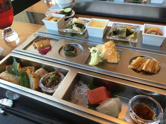 日本料理『時宜』のランチ『綺羅(税込3,564円)』