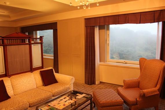 エクシブ山中湖 ラージクラス(Cグレード)Iタイプのお部屋